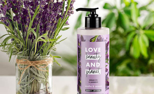 Love Beauty & Planet Soothe & Serene Body Lotion, 400ml